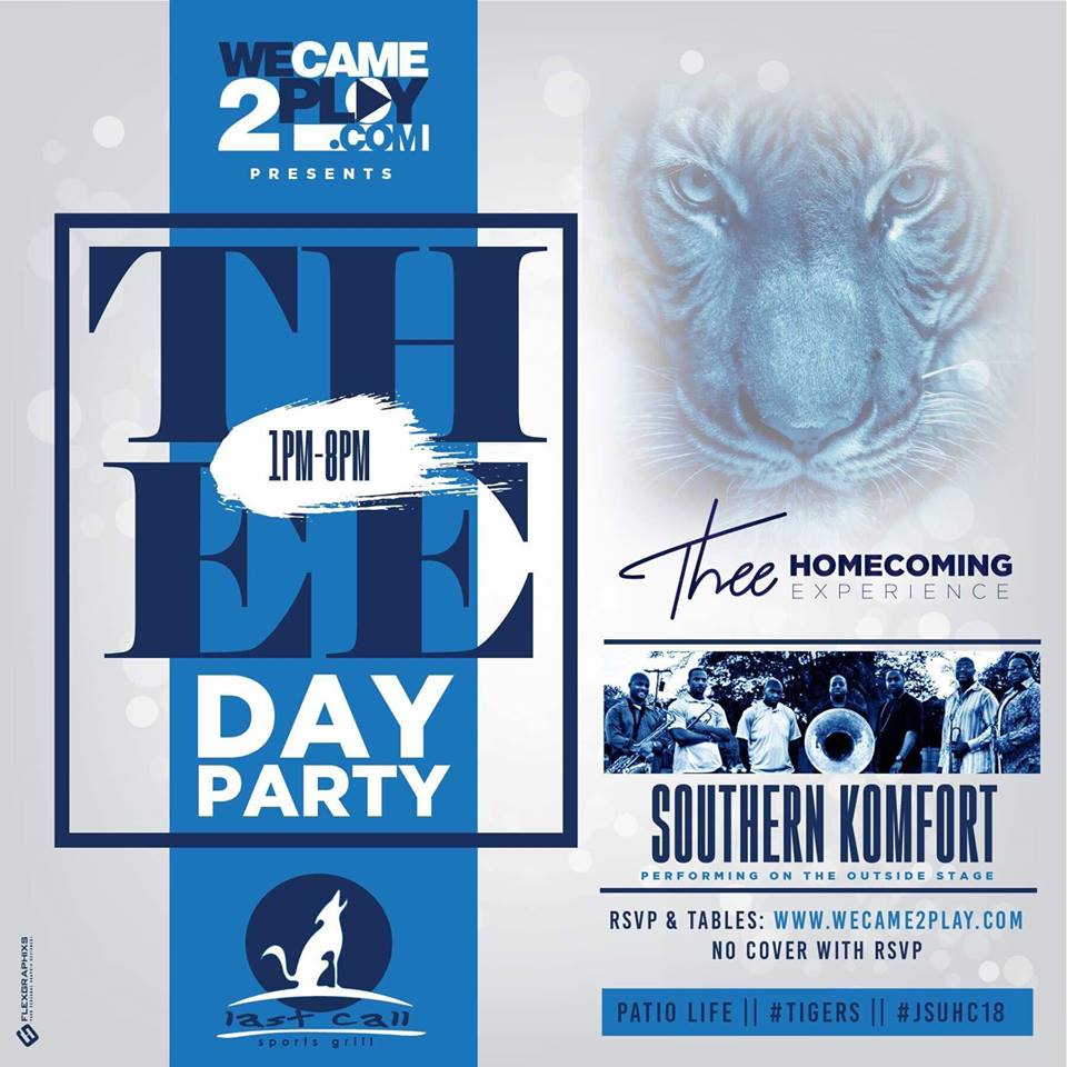 THEE Day Party 2018