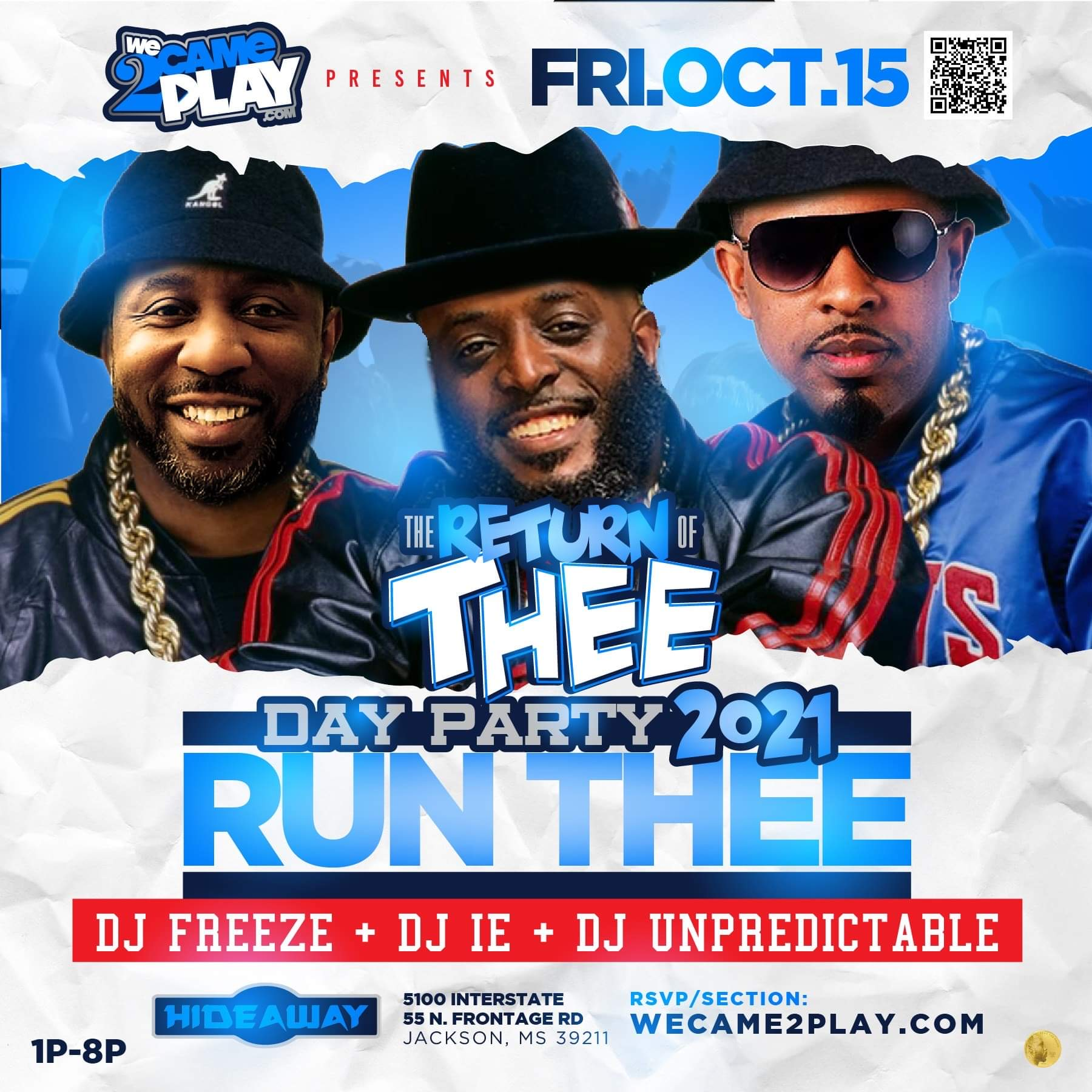 THEE DAY PARTY 2021