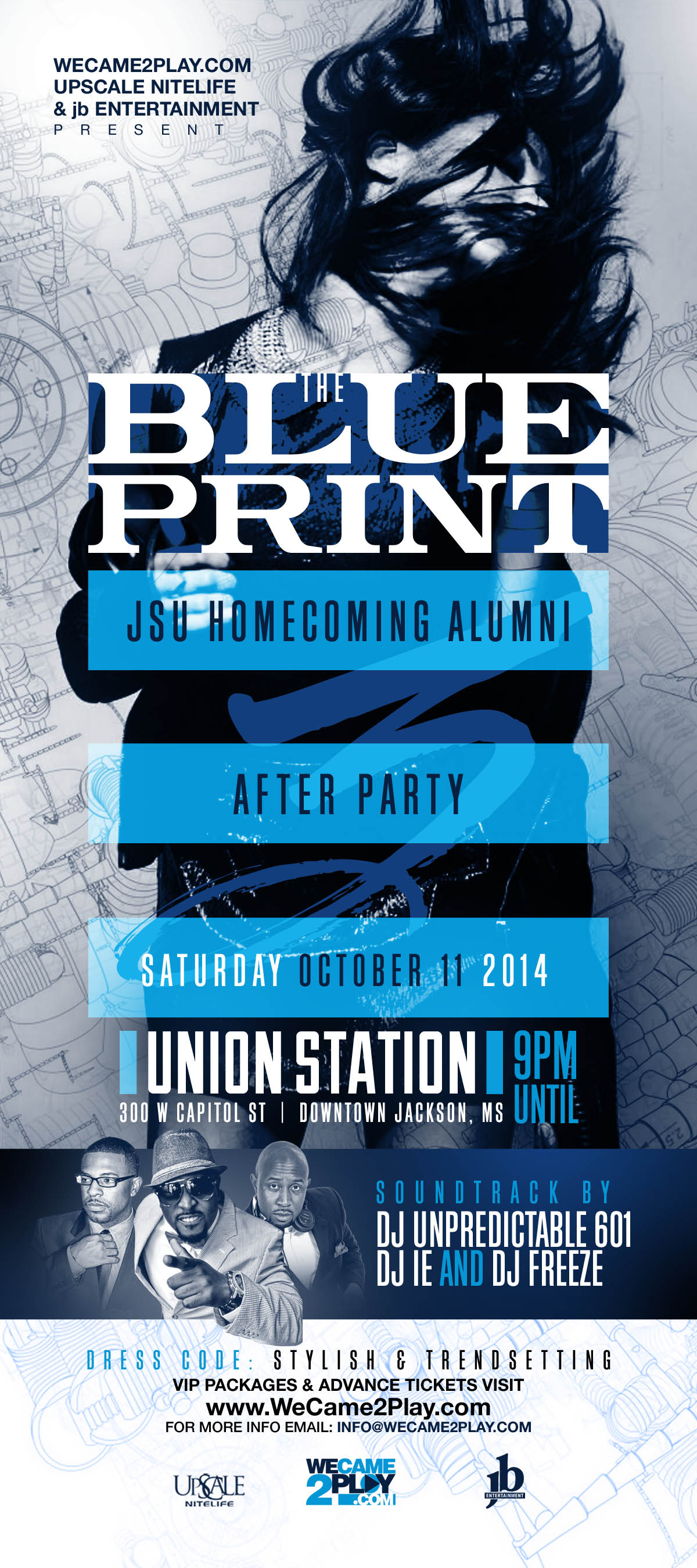 The blueprint iii jsu homecoming alumni afterparty union station malvernweather Gallery